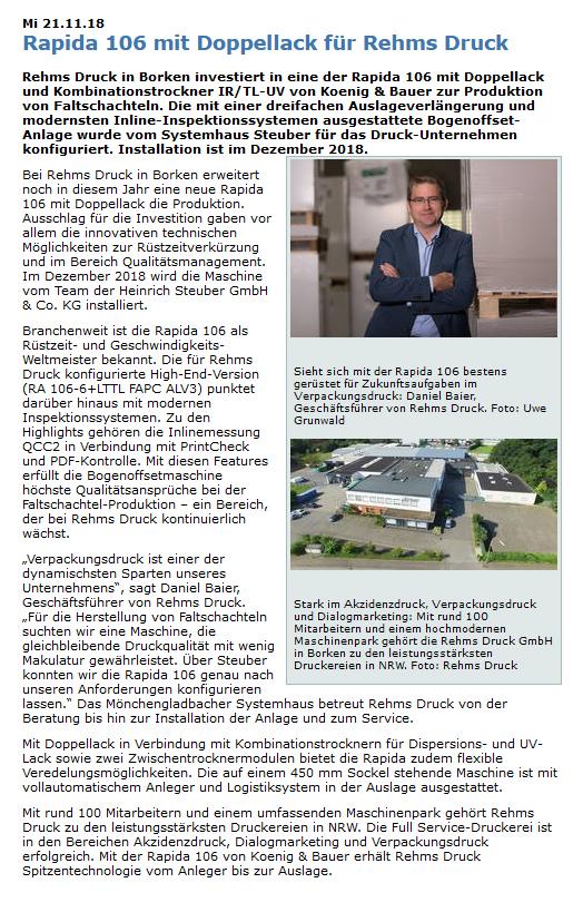 https://www.print-und-produktion.de/nachrichten/wirtschaft-personalien/news/datum/2018/11/21/rapida-106-mit-doppellack-fuer-rehms-druck/